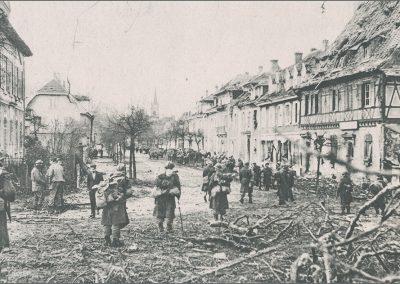 Cernay délivré le 4 février 1945